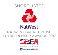 Infused Learning Natwest Great British Entrepreneur Awards 2017