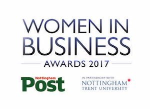 Women in Business Awards Logo