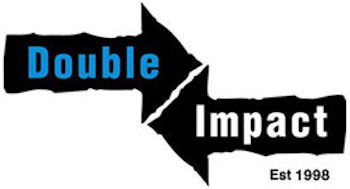 Double Impact Infused Learning Logo